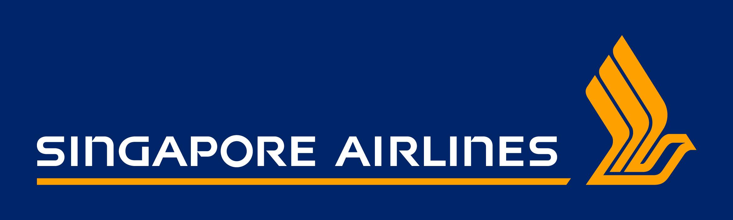 Логотип Сингапурских авиалиний (Singapore Airlines Logo)
