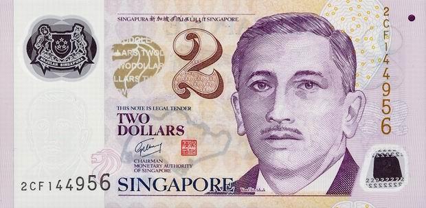 Сингапурский доллар-валюта сингапура