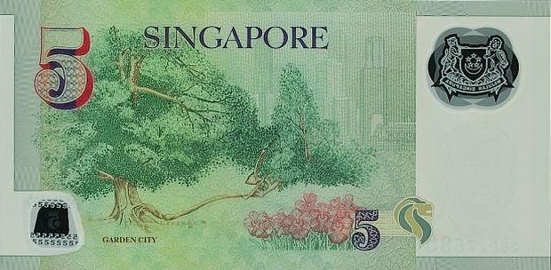 Курс сингапурского доллара в рублях