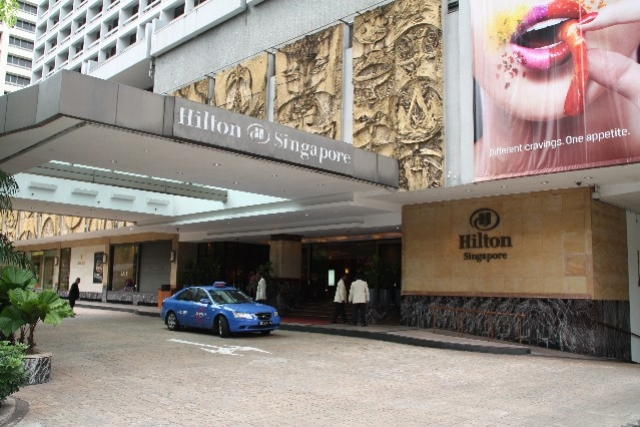 Торговая галерея The Shopping Gallery Hilton Singapore (Шоппинг Галлери Хилтон Сингапур)